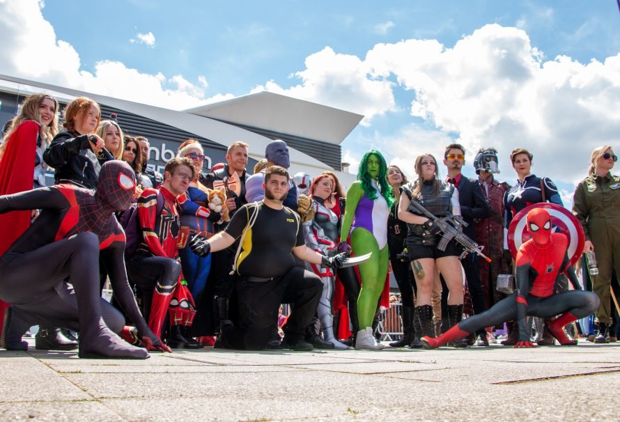 The best of Cosplay from London Comic Con