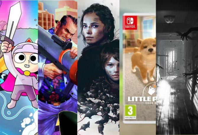 Indie Games: May Roundup