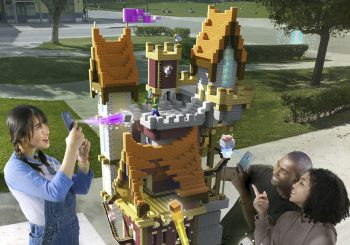 Minecraft Earth AR Mobile game unveiled