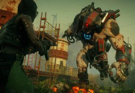 Rage 2 Launch Trailer Offers Up Nostalgic Chaos, Giant Worms