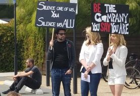 Riot Games Walkout, Staff Protest