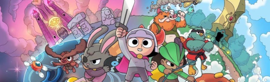 Swords Of Ditto: Mormo's Curse