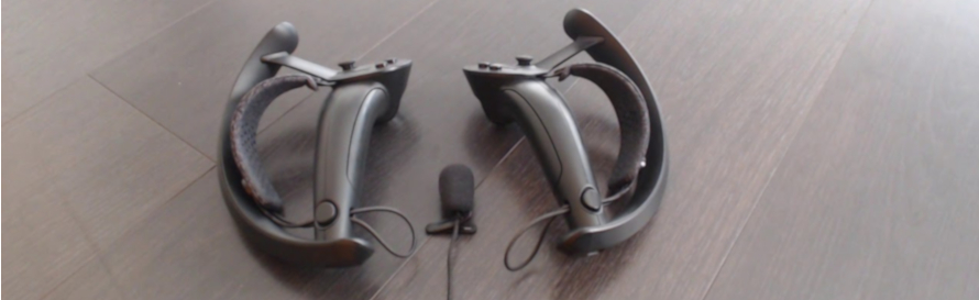 The Valve Index Controllers