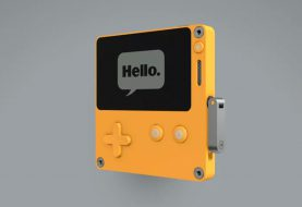 Developer Panic unveils Playdate handheld
