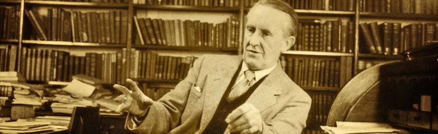Tolkien Denier