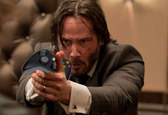 5 games that will scratch your John Wick itch