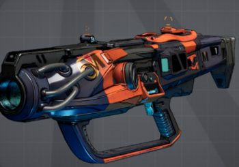 Borderlands 3 gun named after a terminally ill fan