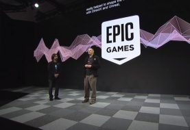 BAFTA presents Special Award to Epic Games at E3