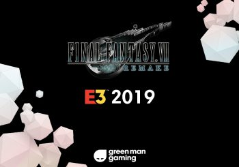 Final Fantasy VII Remake Combat Revealed During Square Enix Live