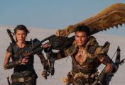 Monster Hunter Live-Action Movie Footage Leaks