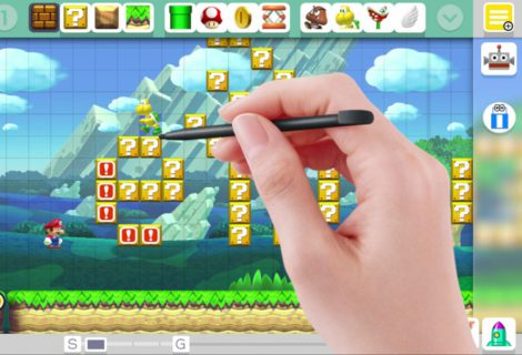 Super Mario Maker 2 Players May Want To Consider Buying A Stylus