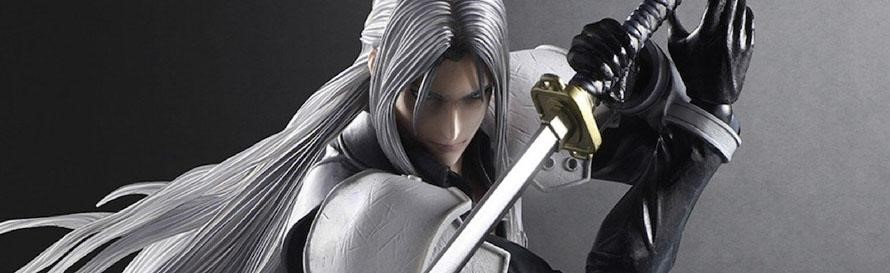 Sephiroth with his Masamune Sword