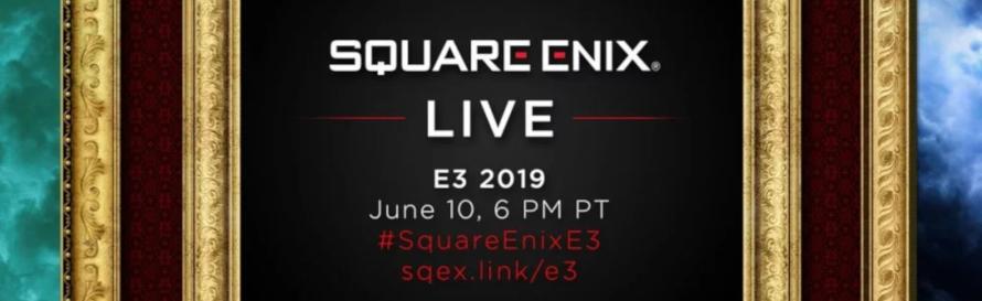 Square Enix Press COnference E3 2019