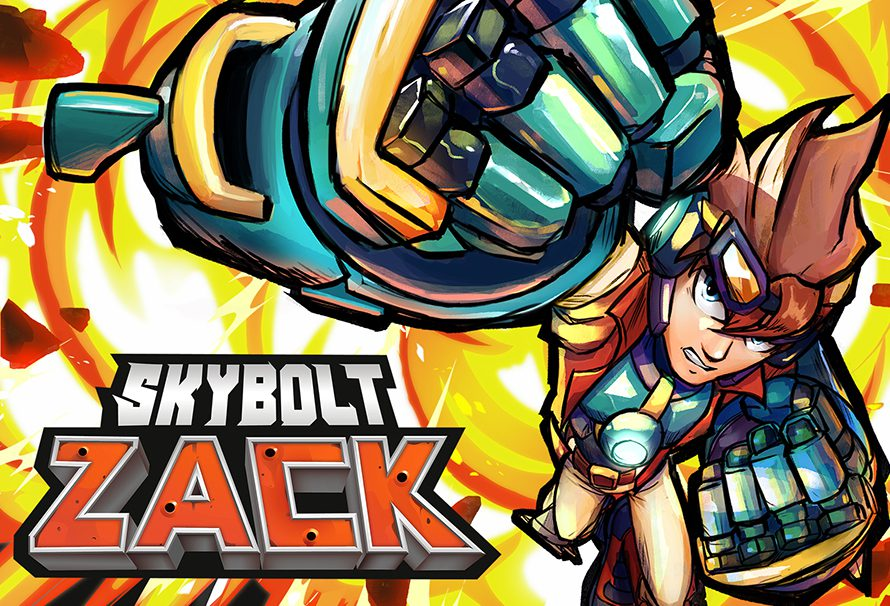 Green Man Gaming Publishing Reveal Rhythm & Platforming inspired Skybolt Zack