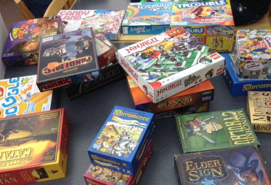 Top 5 Tabletop Games for Beginners
