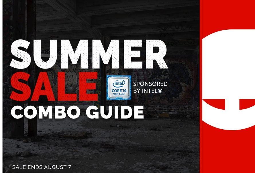 The Green Man Gaming 2019 Summer Sale – COMBO TIME!