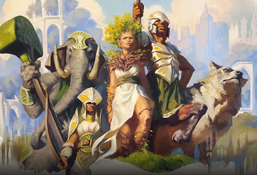 Top 5 Pen and Paper RPG Races