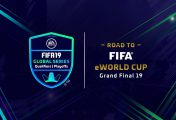 FIFA eWorld Cup 2019 heads back to London in August