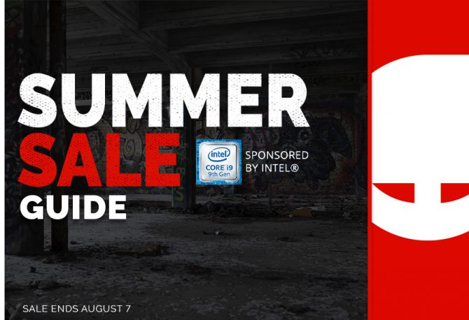 2019 Summer Sale Guide
