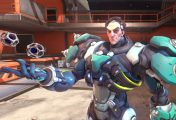 Overwatch's 31st hero is Sigma, a gravity-bending tortured physicist