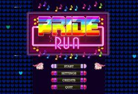 Green Man Gaming Publishing Celebrates Pride Spirit with new game Pride Run