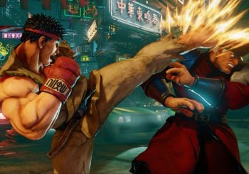 Street Fighter adverts will be used for Japan Police Force Recruitment