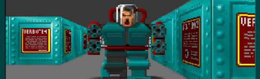 Top ten most ridiculous moments in Wolfenstein - Green Man Gaming Blog