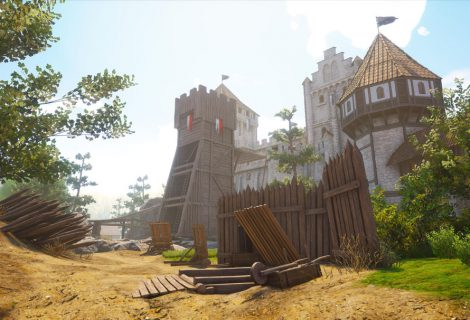 Mordhau developers discuss new maps, chat filter, and mod support