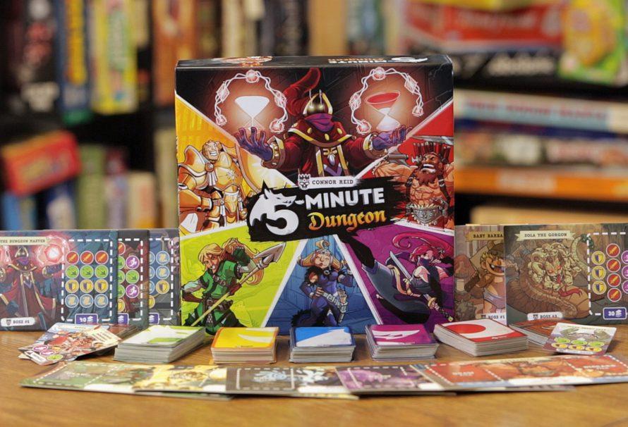 Hidden Gems: 5-Minute Dungeon