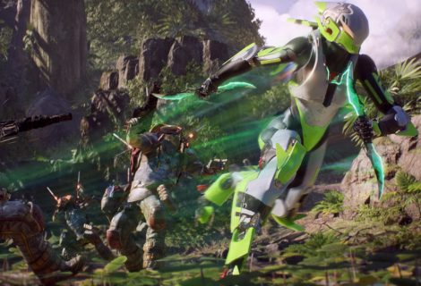 Anthem lead producer parts company with BioWare