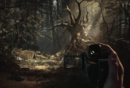 Blair Witch and Cameras in horror games