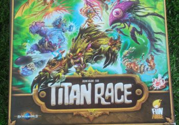 Board Game of the Month: Titan Race