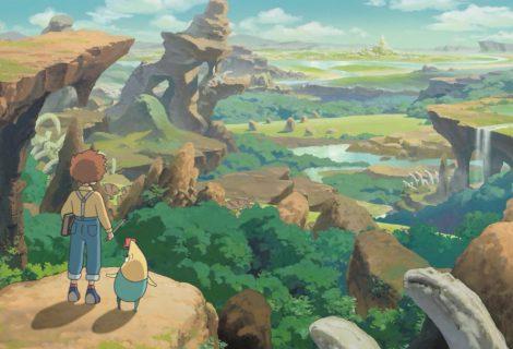 Ni no Kuni Remastered lands on PC and PS4