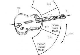 Patent application hints at new Guitar Hero