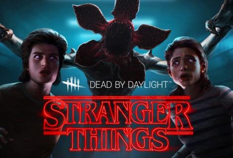 Stranger things - Dead by Daylight DLC