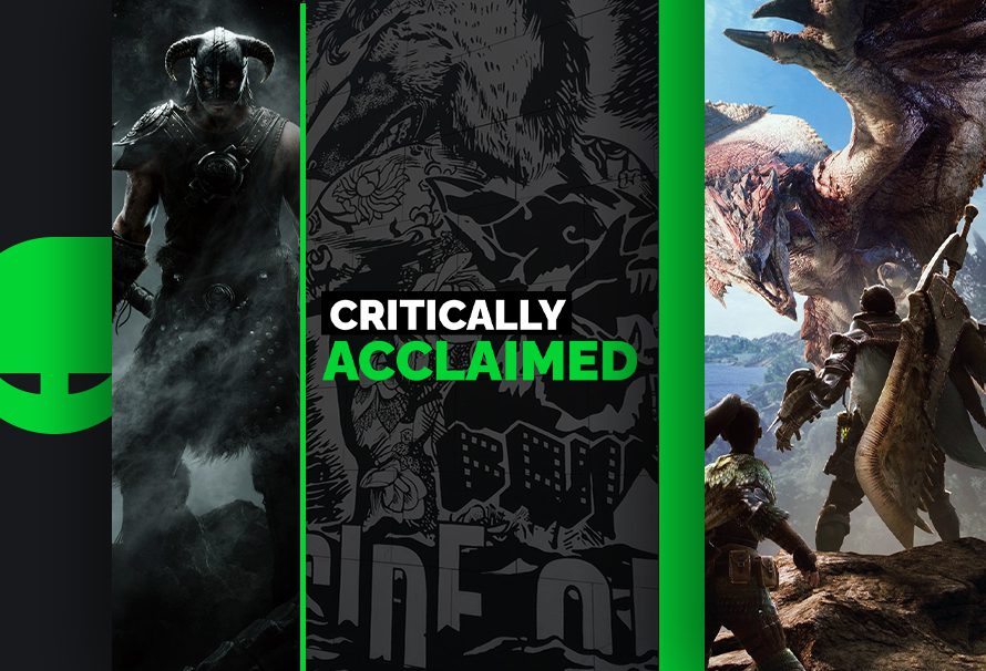 Top 5 Critically Acclaimed Games