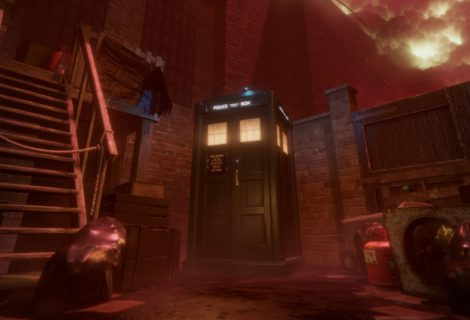 Doctor Who: The Edge of Time to release in November