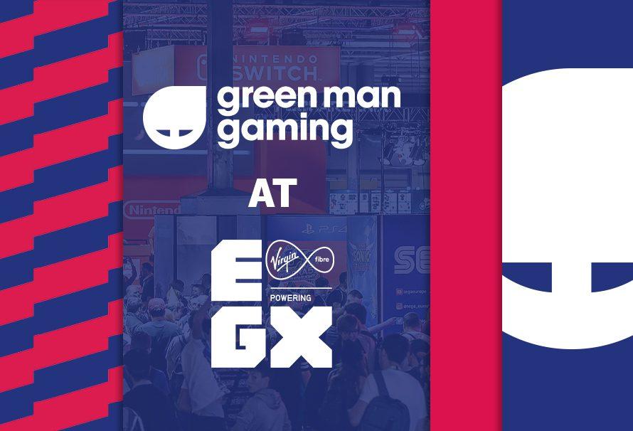 Green Man Gaming at EGX 2019
