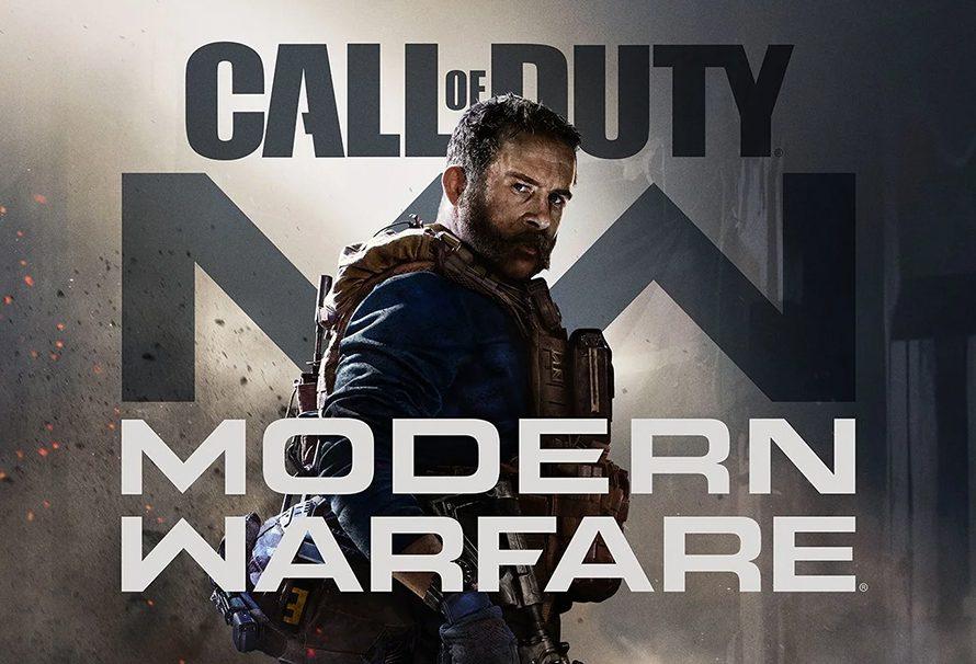 Call of Duty: Modern Warfare launch trailer drops