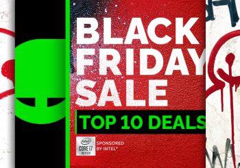 Green Man Gaming Top 10 Black Friday Deals