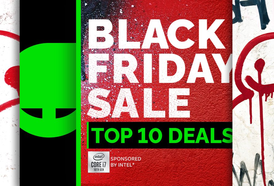 Green Man Gaming Top 10 Black Friday Deals