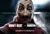 Rainbow Six: Siege Money Heist Crossover and Free Weekend