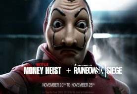 Rainbow Six: Siege Money Heist Crossover and Free Weekend