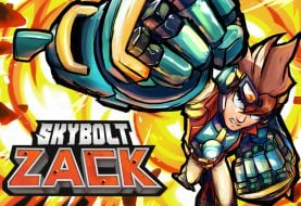 Skybolt Zack launches on PC and Nintendo Switch