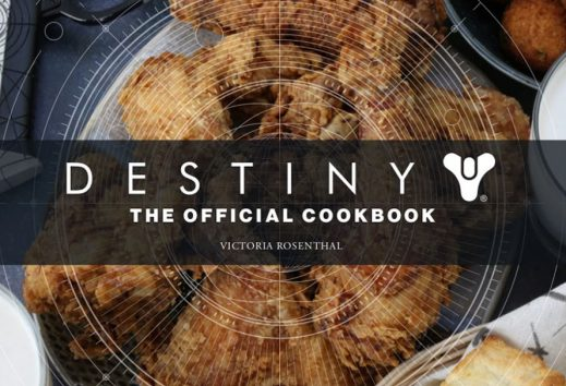 Destiny cookbook announced