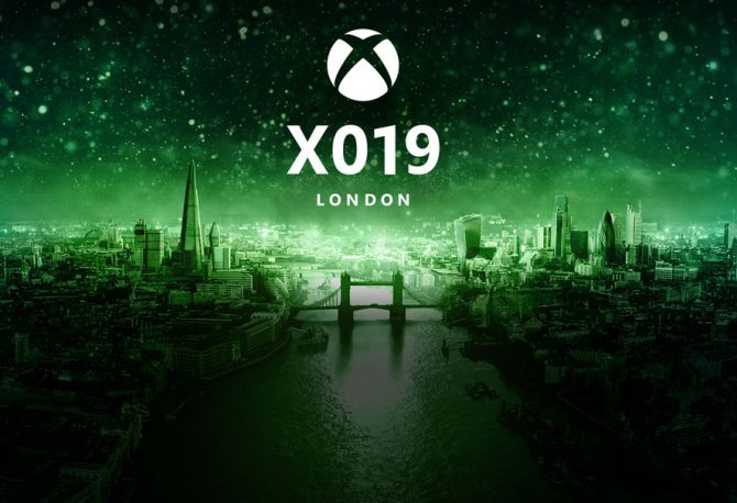 X019 kicks off November 14th