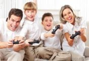 Video Games to play with the family