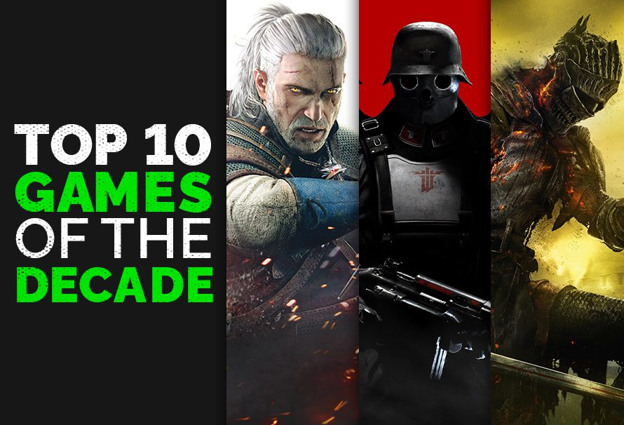 Green Man Gamings Top Ten Games of the decade
