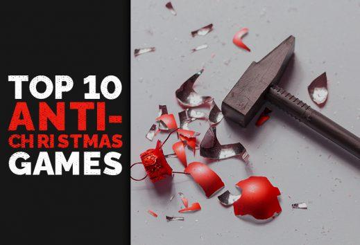 Green Man Gamings Top 10 anti-Christmas games