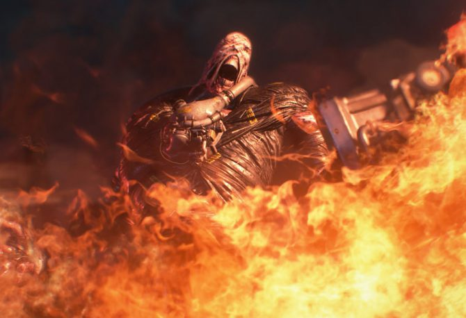Resident Evil 3 Remake heading to PC in April 2020